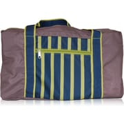 Blue Avocado Travel Duffle, Stone
