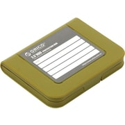Orico 2.5 HDD Protector Box, Green
