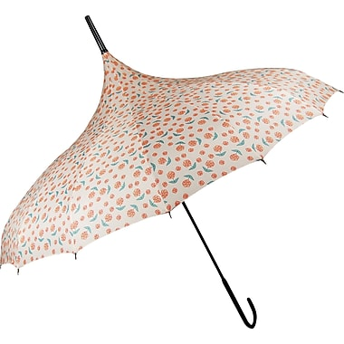 Blue Avocado (eco) Umbrella, Ivory Roses