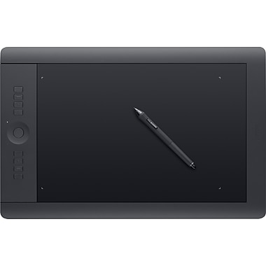 Wacom® (PTH851) Intuos® Large Pro Pen and Touch Tablet