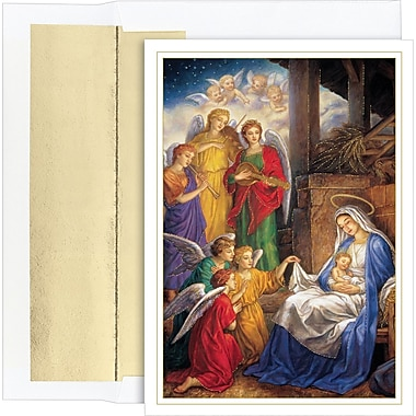Great Papers® Madonna Boxed Holidays Cards & Envelopes