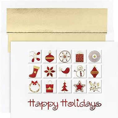 Great Papers® Holiday Icons Boxed Holiday Cards & Envelopes