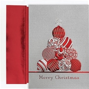 Great Papers® Ornament Tree Holiday Cards & Envelopes