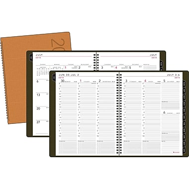 2014/2015 AT-A-GLANCE® Academic Contemporary Weekly Appointment Book, 8 7/8in. x 11 3/8in.