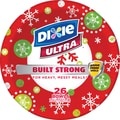 Dixie Ultra Holiday Bowl, 20 oz., 26/Pack