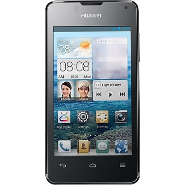 HUAWEI Ascend Y300 Unlocked GSM Android Cell Phone, Black