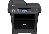 Brother™ EMFC-8810DW Refurbished Mono Laser All-in-One Printer