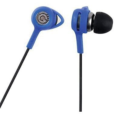 G-CUBE PerfectFit Metallic iBuds Talk, Blue