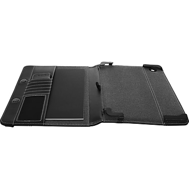 Targus Business Folio Case & Stand for iPad® 3 and iPad® 4, Gray
