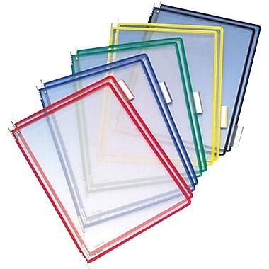 Tarifold – Pochettes de remplacement PO90 pour 813671, 813668 et 388244, 10 pochettes