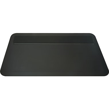DuraPad Modern Desk Pad, Large, Black, 20in. x 36in.