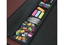 DuraPad Executive Desk Pad, Large, Black, 20' x 36'