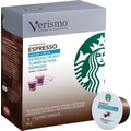Starbucks Verismo Coffee Pods, Decaf Expresso Roast, 12/Pack