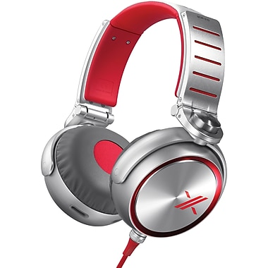 Sony MDR-X10 X Headphones, Red