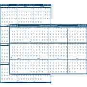 House of Doolittle® Erasable Academic Wall Planner, 18 x 24, 2014-2015