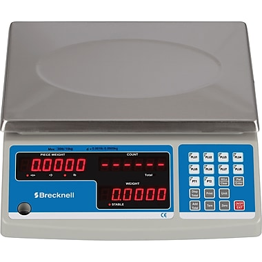 Brecknell 30-lb. Digital Counting Scale