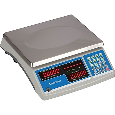Brecknell 60 lb. Digital Counting Scale