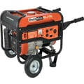 DuroMax MX4500 Elite Series 4500W 7 Hp Air-Cooled Gasoline Powered Generator with Wheel Kit