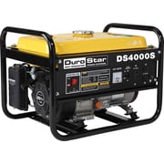 DuroStar® DS4000S-CA 4000W, 7 Hp Air-cooled OHV Gasoline Powered Portable Generator, CARB Compliant