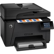 HP® LaserJet Pro (MFP M177fw) Wireless All-in-One Colour Laser Printer with AirPrint and ePrint