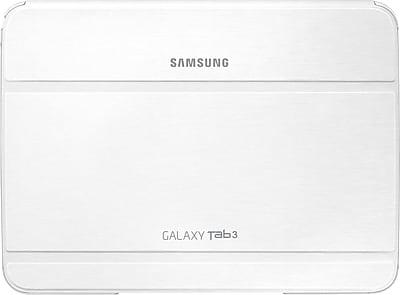 Samsung Galaxy Tab 3 10.1 Book Cover, White 317914
