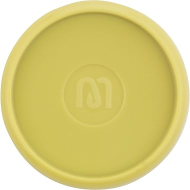 M by Staples™ Arc System Notebook Expansion Discs, Green, 1in., 150 Sheet Capacity, 12/Pack