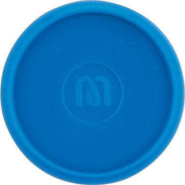 M by Staples™ Arc System Notebook Expansion Discs, Blue, 1in., 150 Sheet Capacity, 12/Pack