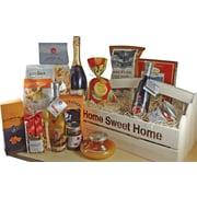 Dolce & Gourmando Home Sweet Home Basket