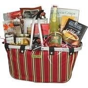 Dolce & Gourmando Market Tote Basket