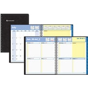 2014/2015 AT-A-GLANCE® QuickNotes® Academic Weekly/Monthly Planner, 8 x 9 7/8