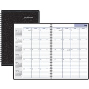 2014/2015 DayMinder® Academic Monthly Planner, 7 7/8 x 11 7/8
