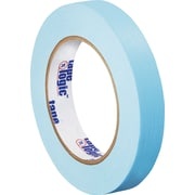 "Tape Logic® Masking Tape, 3/4"" x 60 yds., Light Blue, 12/Case"