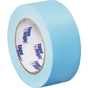 Tape Logic™ 2 x 60 yds. Light Masking Tape, Blue, 12/Case