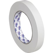 "Tape Logic™ 3/4"" x 60 yds. Medium Grade Masking Tape, 12/Case"