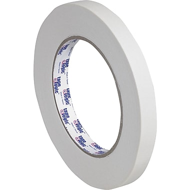 Tape Logic™ 1/2in. x 60 yds. Medium Grade Masking Tape, 12 Rolls