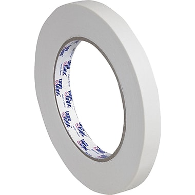 Tape Logic™ 1/2in. x 60 yds. Economy Grade Masking Tape, 12 Rolls