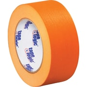 "Tape Logic® Masking Tape, 2"" x 60 yds., Orange, 12/Case"