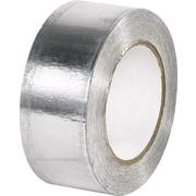 "Industrial Aluminum Foil Tape, 3"" x 60 yds., Silver, 12/Case"