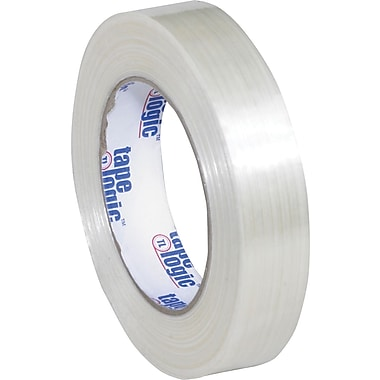 1in. x 60 yds. (12 Pack) Tape Logic™ #1500 Filament Tape