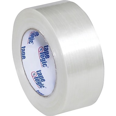 2in. x 60 yds. (12 Pack) Tape Logic™ #1500 Filament Tape