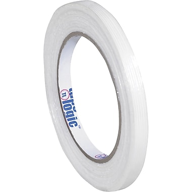 3/8in. x 60 yds. (12 Pack) Tape Logic™ #1300 Filament Tape