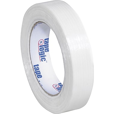 1in. x 60 yds. (12 Pack) Tape Logic™ #1300 Filament Tape
