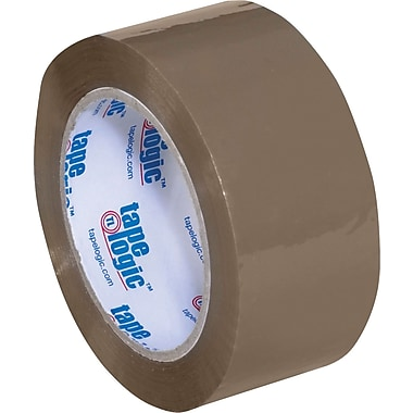 2in. x 110 yds. Tan Tape Logic™ 1.8 Mil Acrylic Tape, 36/Case