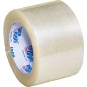"3"" x 110 yds. Clear Tape Logic™ 2 Mil Acrylic Tape, 24/Case"