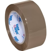 "Tape Logic® Acrylic Tape, 2 Mil, 2"" x 110 yds, Tan, 36/Case"