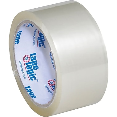 2in. x 55 yds. Clear Tape Logic™ 2 Mil Acrylic Tape, 36/Case