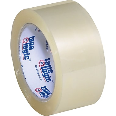 2in. x 110 yds. Clear Tape Logic™ 1.8 Mil Acrylic Tape