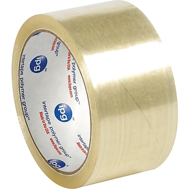 2in. x 55 yds. Clear Tape Logic™ 1.8 Mil Acrylic Tape