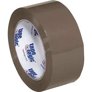 2in. x 110 yds. Tan Tape Logic™ #700 Hot Melt Tape, 36/Case