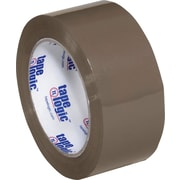 2 x 110 yds. Tan Tape Logic™ #700 Hot Melt Tape, 36/Case